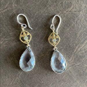 Silpada Raindrop Earrings
